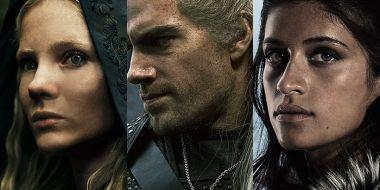 Wiedźmin Netflixa - Geralt, Yennefer i Ciri. Analiza zdjęć