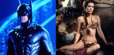 Aktorzy, którzy nienawidzą swojej roli. Gwiazdy Batmana, Gwiezdnych Wojen i innych hitów