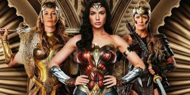 Wonder Woman 1984 - oto inny strój Amazonek. Nowa grupa postaci w filmie?