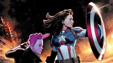 What If? - Peggy Carter jako Kapitan Ameryka, Cap jako Iron Man w serialu