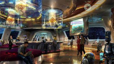 Projekt hotelu Star Wars zaprezentowany. Czego mogą spodziewać się goście?