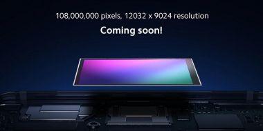 108 megapikseli w aparacie. Bo kto Xiaomi zabroni?