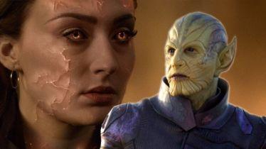 X-Men: Mroczna Phoenix - tak mogły wyglądać Skrulle w filmie. Zobacz szkice
