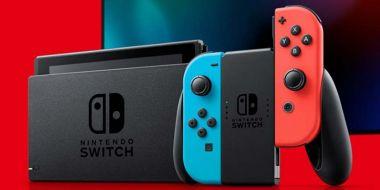 Nintendo sprzedało więcej konsol Switch niż N64 i GameCube'ów razem wziętych