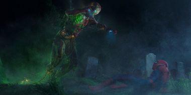 Spider-Man: Daleko od domu - Iron Man Zombie na nowych szkicach koncepcyjnych