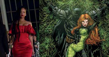 The Batman - Rihanna jako Poison Ivy? Artystka komentuje