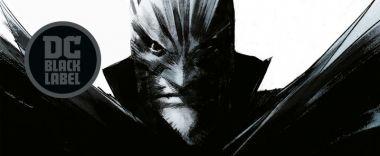 Biały Rycerz: Black Label od DC startuje w Polsce