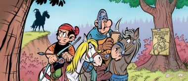 Kajko i Kokosz. Królewska Konna – recenzja komiku