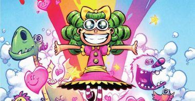Nienawidzę Baśniowa #03: Grzeczna dziewczynka - recenzja komiksu