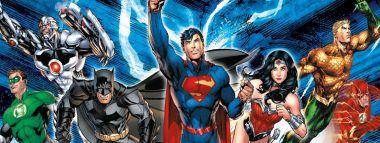 Pojedynek superbohaterów: karcianka w świecie DC wkrótce w Polsce
