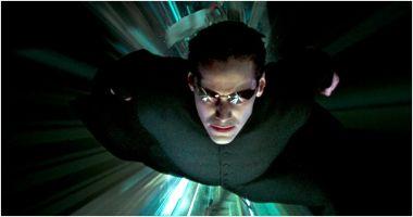 Matrix 4 - wideo z planu. Czy Neo i Trinity skaczą z dachu?