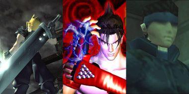 Wkrótce kolejne urodziny pierwszego PlayStation. Przypominamy najlepsze gry na tę konsolę