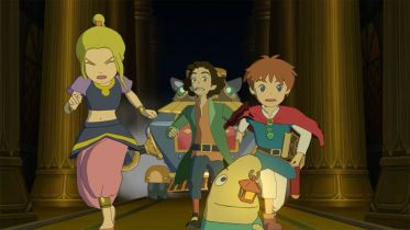 Ni no Kuni: Wrath of the White Witch Remastered - zobacz premierowy zwiastun gry