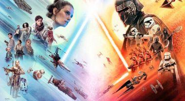 Skywalker. Odrodzenie - kolejne zdjęcia z bohaterami filmu. Jest Dominic Monaghan