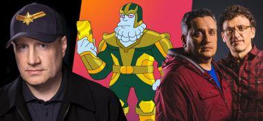 Simpsonowie - tak będą prezentować się postacie braci Russo w serialu