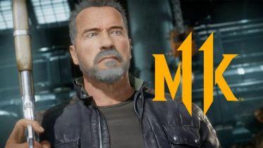 Terminator w Mortal Kombat 11. Zwiastun pokazuje T-800 w akcji