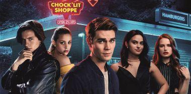 Zabawy i zabójstwa: wygraj nową książkę ze świata Riverdale!