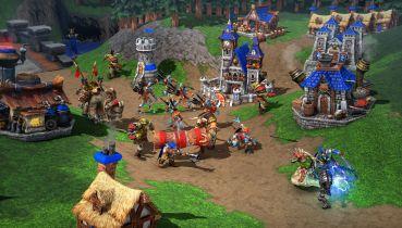 Warcraft III: Reforged - ludzie i orkowie na nowych wideo z rozgrywki