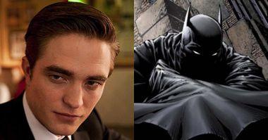 The Batman - oto reakcja Pattinsona na przymiarkę stroju. Chalamet chce na Robina?