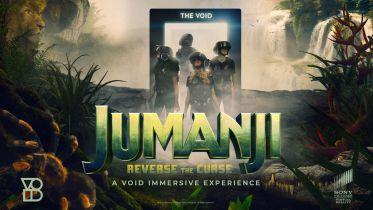 Sony stworzyło atrakcję VR z okazji premiery filmu Jumanji: Następny poziom