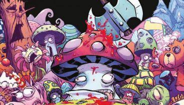 Non Stop Comics w listopadzie: zobacz materiały graficzne