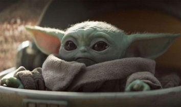 Baby Yoda inspiruje fanów. Kołysanka i... starcie z Jabbą
