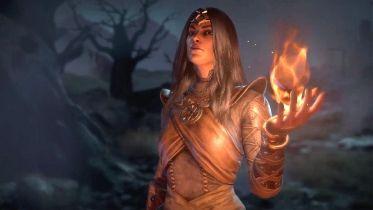 Diablo IV - Czarodziejka w akcji. Oto nowy gameplay