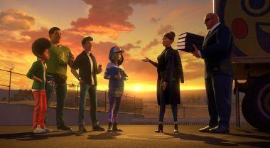 Fast & Furious: Spy Racers - zdjęcia z serialu animowanego ze świata Szybkich i wściekłych