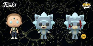 Rick i Morty - te figurki Funko zechcesz mieć w kolekcji. Zobacz zdjęcia