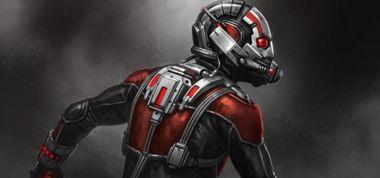 Ant-Man - film MCU mógł wyglądać inaczej. Szkice koncepcyjne