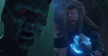 Avengers: Koniec gry - zaskakujące szkice do bitwy z Thanosem. Są tu Lodowi Giganci