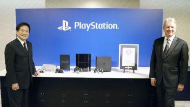PlayStation trafiło do Księgi Rekordów Guinnessa