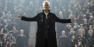 Fantastyczne zwierzęta - Johnny Depp opuszcza franczyzę. Nie będzie już wcielał się w Grindelwalda