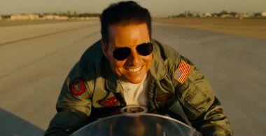 Top Gun: Maverick - Tom Cruise został honorowym pilotem Marynarki Wojennej