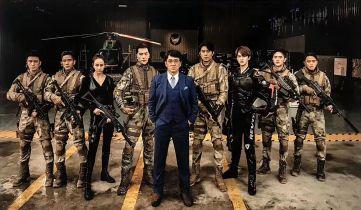 Vanguard - zwiastun nowego filmu akcji z Jackiem Chanem