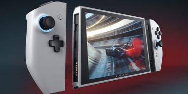 Dell Alienware Concept UFO – pecet w formie Nintendo Switcha