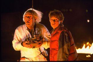 Powrót do przyszłości - Fox i Lloyd razem po 35 latach od premiery [FOTO]