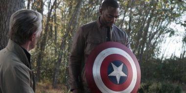 The Falcon and the Winter Soldier - Mackie znalazł tarczę... na planie innego serialu Disney+