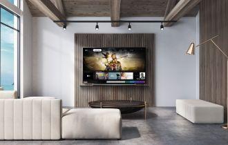 Starsze telewizory LG z obsługą Apple TV