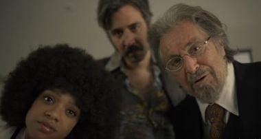 Hunters - zwiastun bez cenzury serialu. Al Pacino z ekipą poluje na nazistów