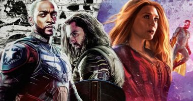 WandaVision i The Falcon and The Winter Soldier - oto miesiące premier seriali MCU