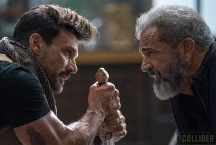 Boss Level - pierwsze zdjęcia z filmu SF. Oto Frank Grillo i Mel Gibson