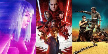Najlepsze filmy science fiction w historii wg Rotten Tomatoes. Ostatni Jedi w czołówce...