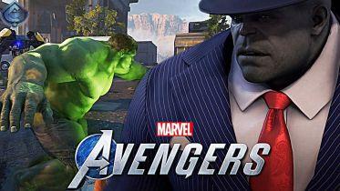 Marvel's Avengers - edycja na wyłączność GameStop z figurką Hulka. Zobacz zdjęcia
