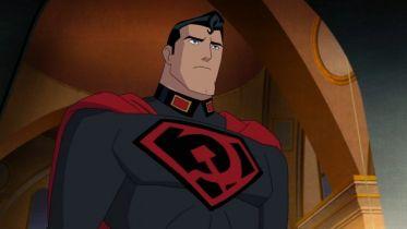 Superman: Czerwony syn - sowiecki Batman w klipie z filmu