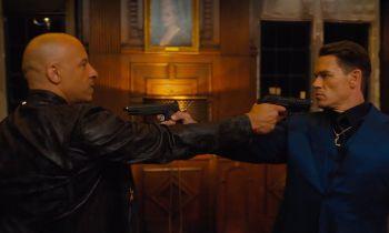 Szybcy i wściekli 9 - Vin Diesel i John Cena na nowym zdjęciu z filmu i okładkach promujących widowisko