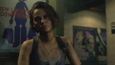 Resident Evil 3 - zwiastun postaci Jill Valentine