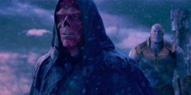 Avengers: Endgame - Red Skull miał być jak... Yoda. Złoczyńca wróci do MCU?