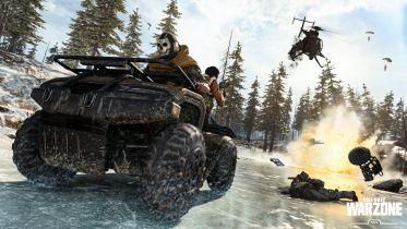 Call of Duty: Warzone to darmowe Battle Royale dla 150 osób. Zobacz zwiastun i screeny