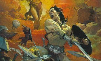 Conan Barbarzyńca #1: Życie i śmierć Conana - recenzja komiksu